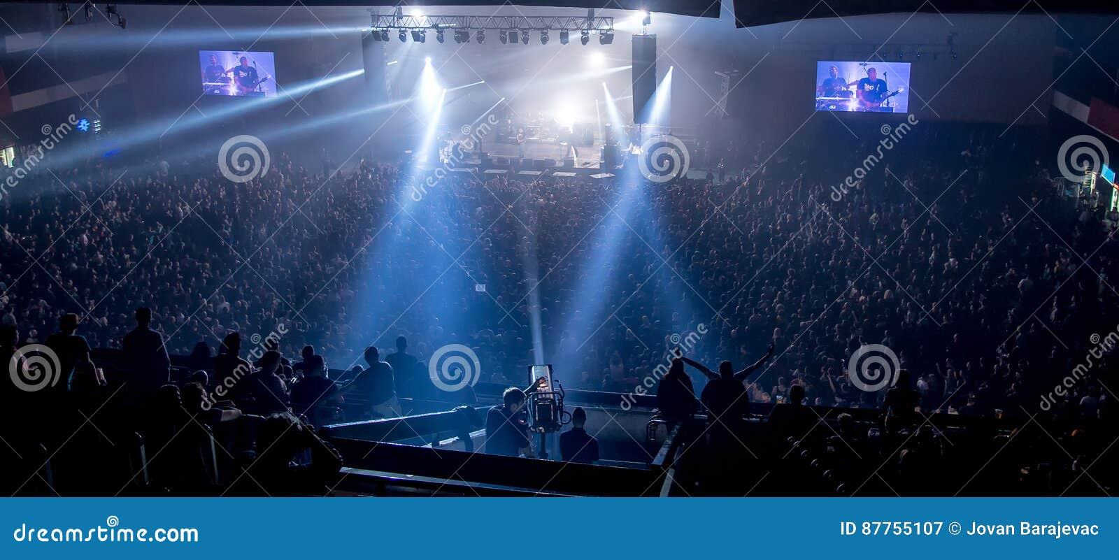 Panorama di concerto