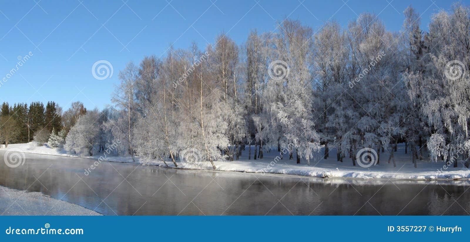 Panorama di inverno