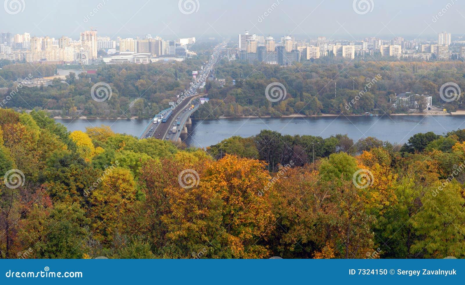 Panorama di Kiev