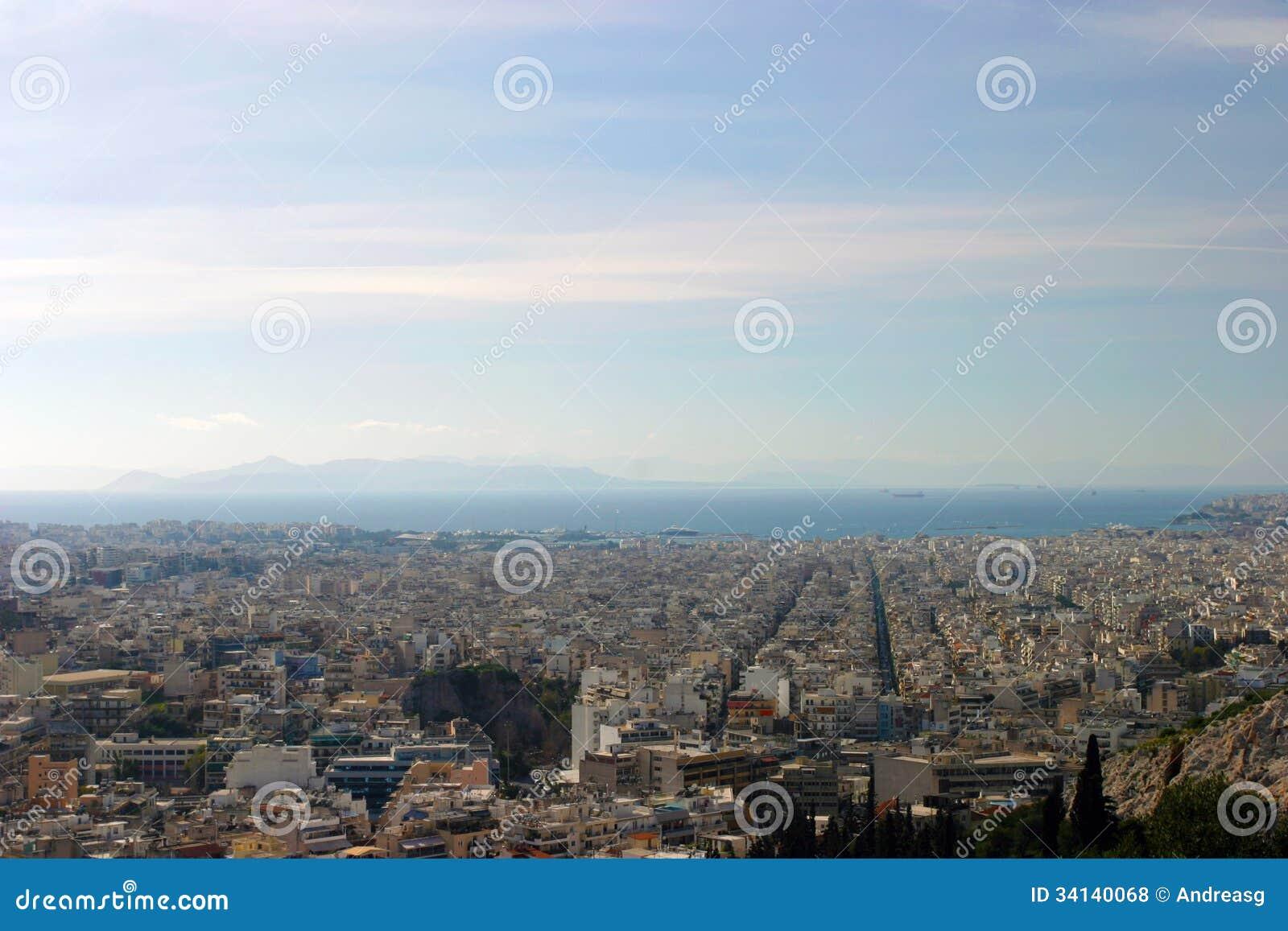 Panorama di Pireo
