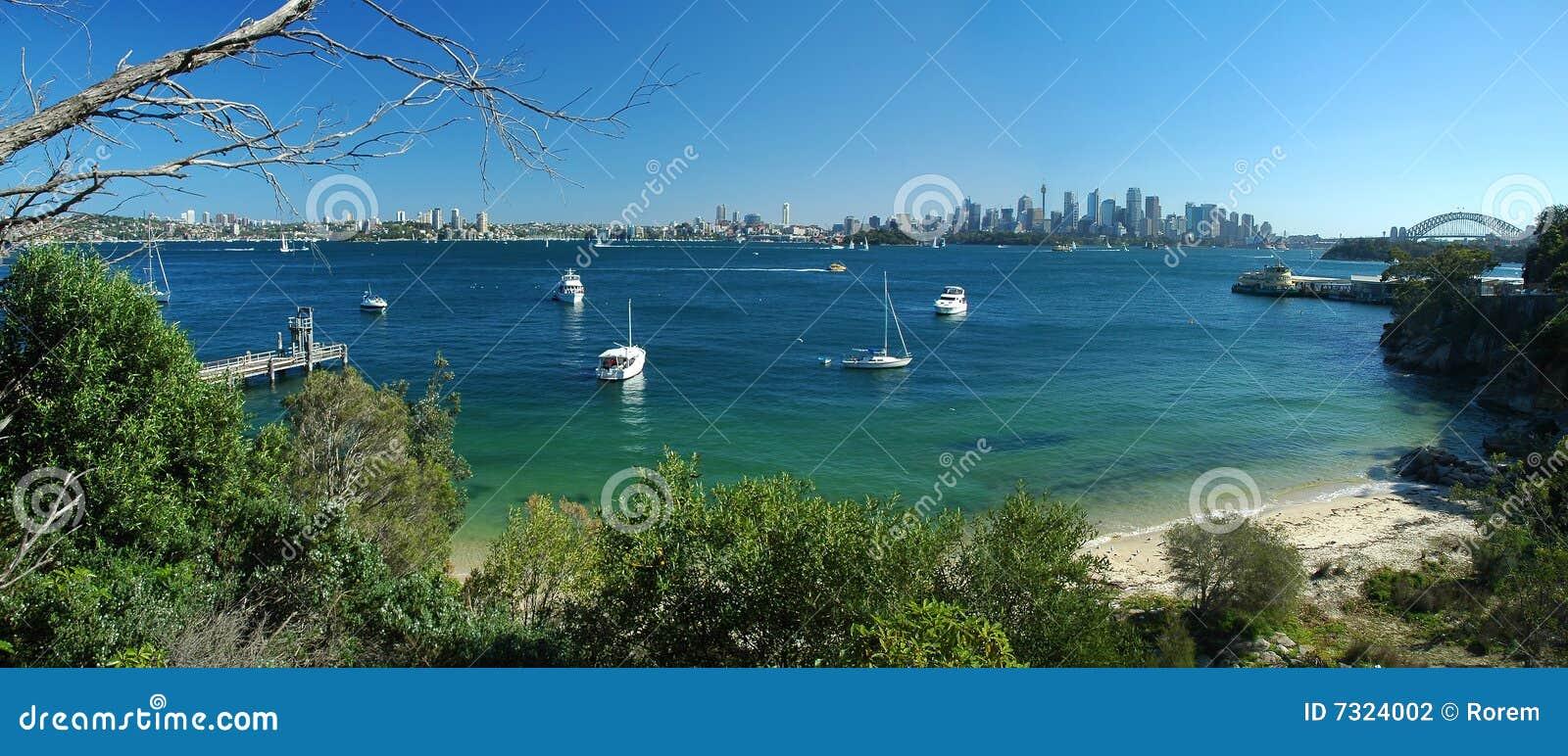 Panorama di Sydney