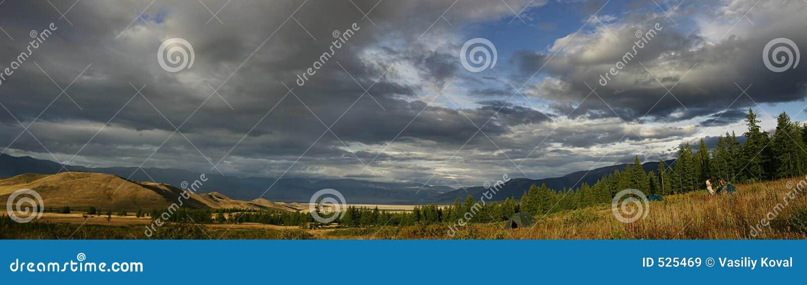 Panorama do monte