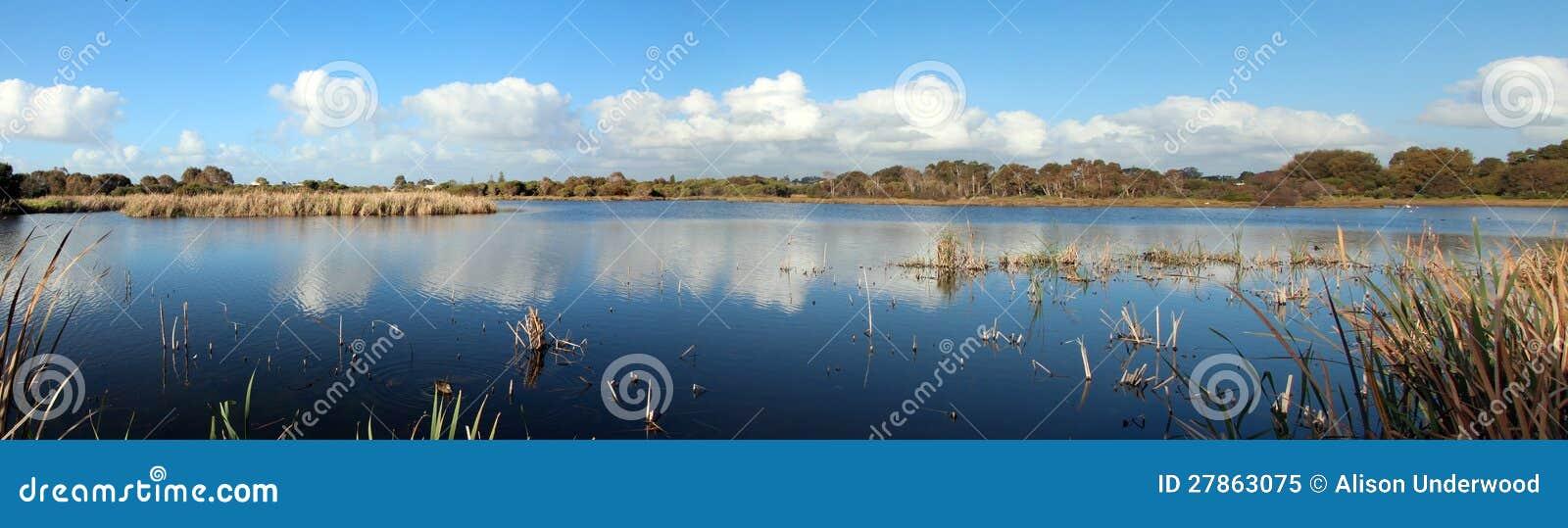 Panorama Duży Bagno Bunbury Zachodni Australia