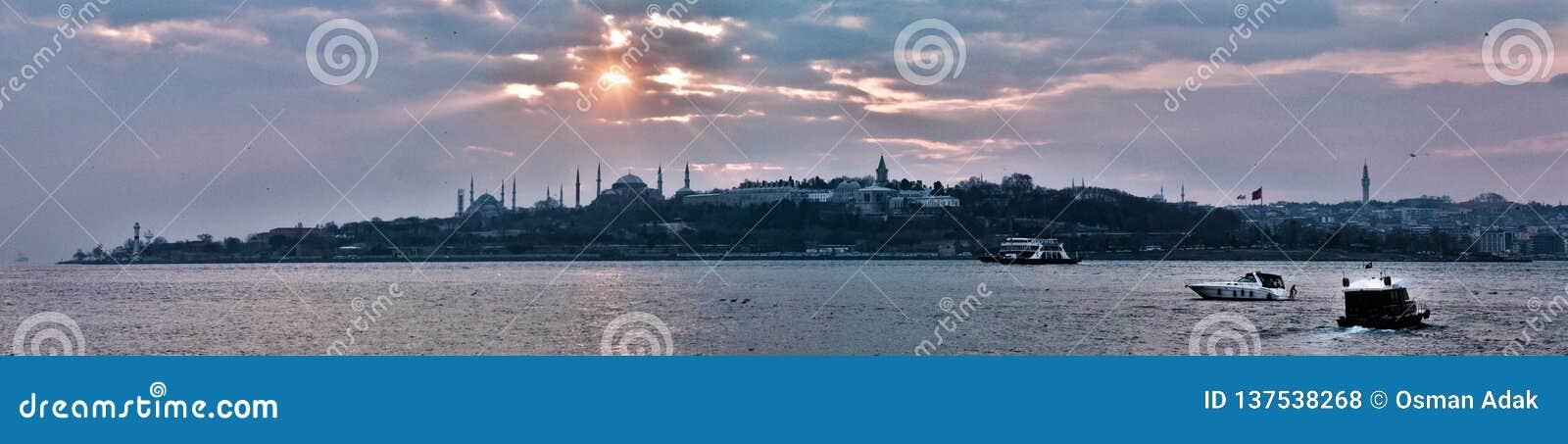 Panorama Estambul