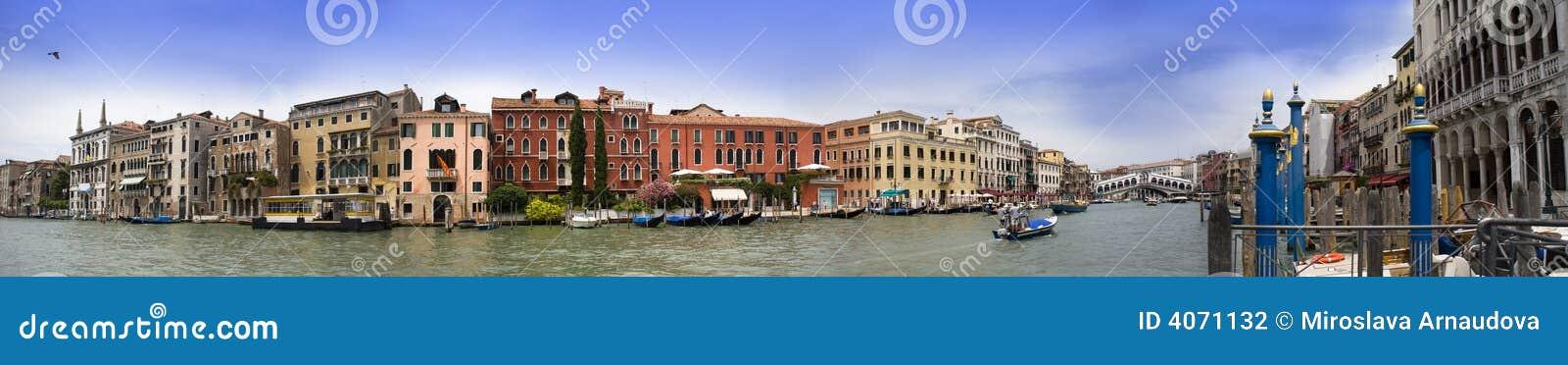 Panorama frrom Venice
