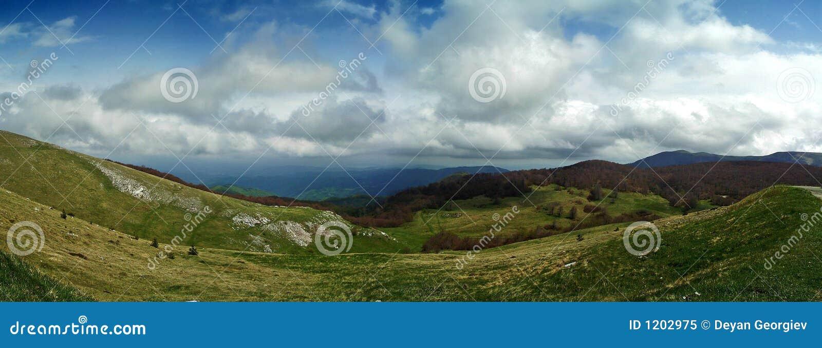 Panorama Gabrovo