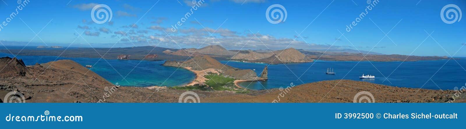 Panorama galapagos