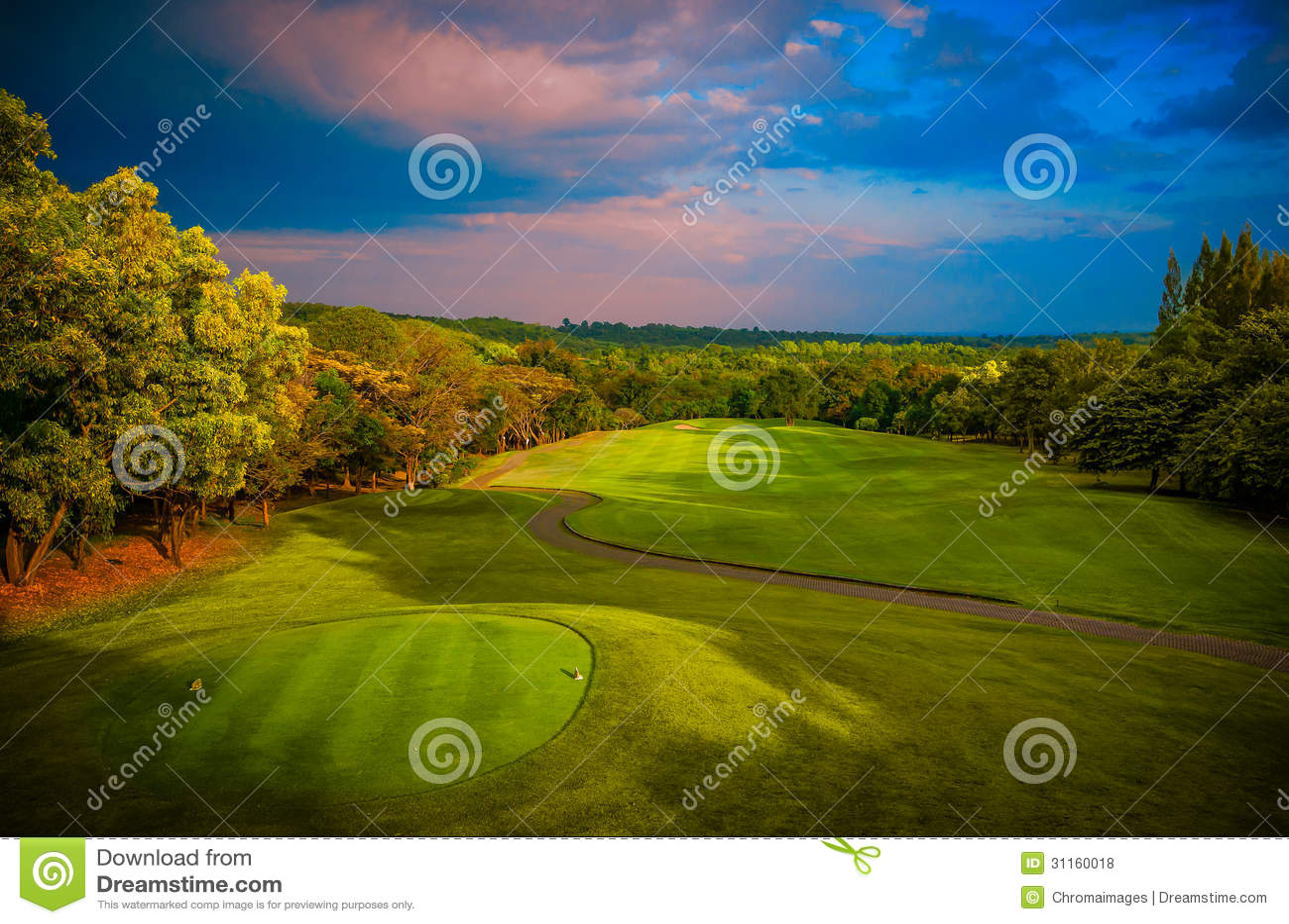 Panorama Golf and CC.