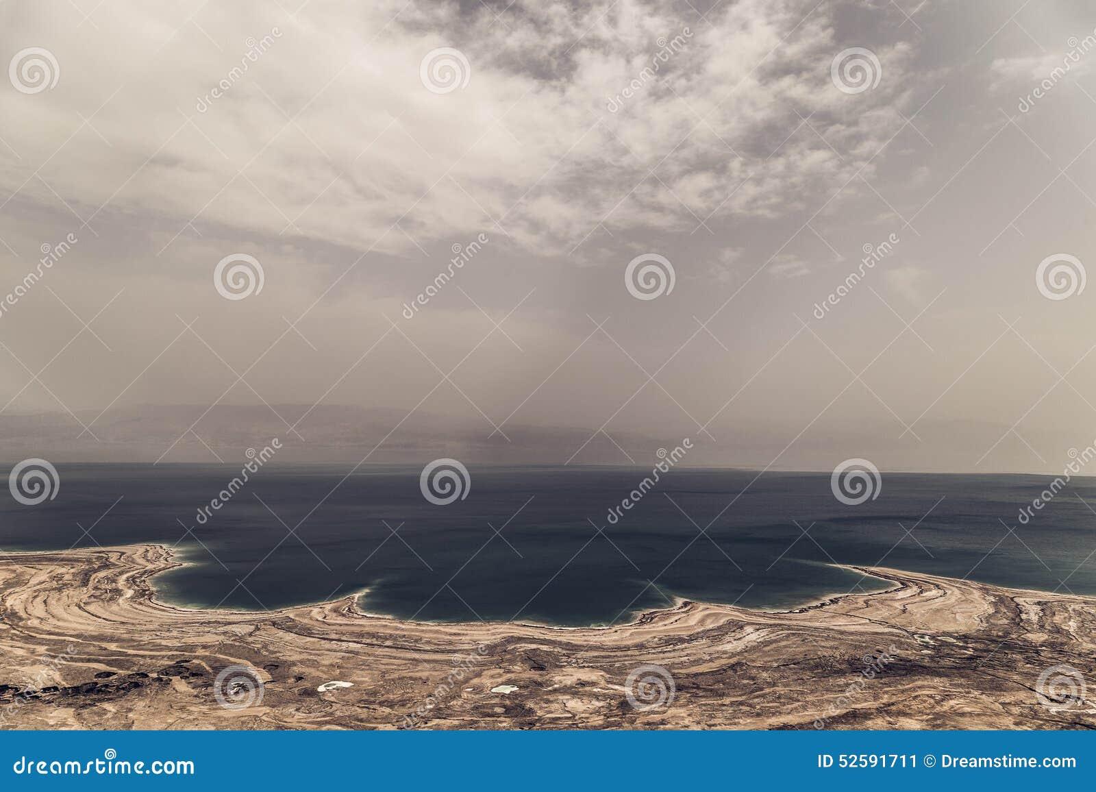 Panorama Israel des Toten Meers