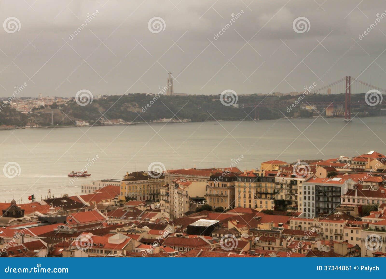 Panorama Lissabon