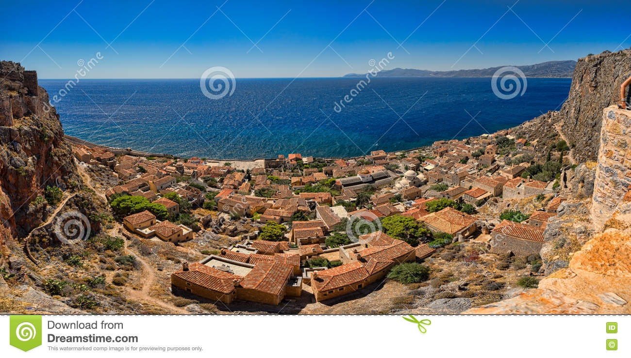 Panorama Monemvasia
