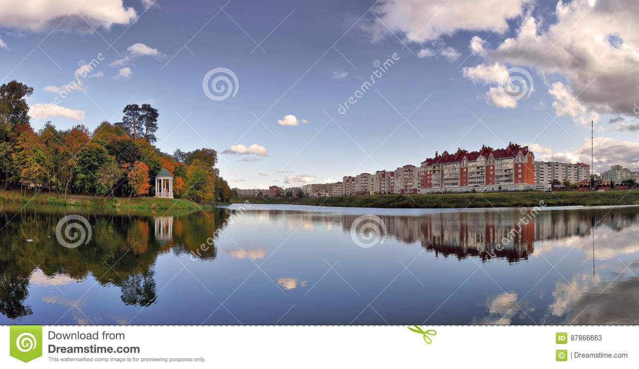 Pond panorama stock photography 16840796 for Pond dealers