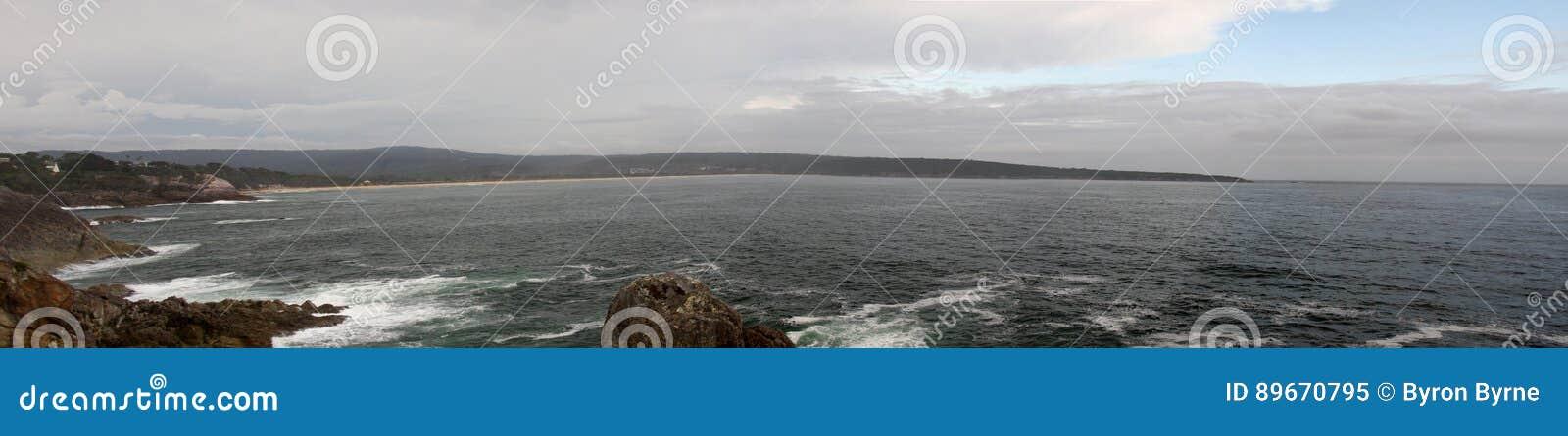Panorama van Eden-haveningang