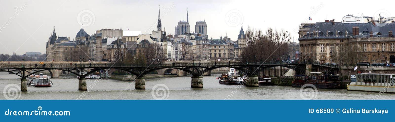 Panorama van Parijs