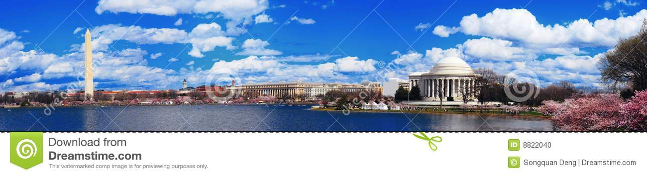 Panorama Washington de C.C