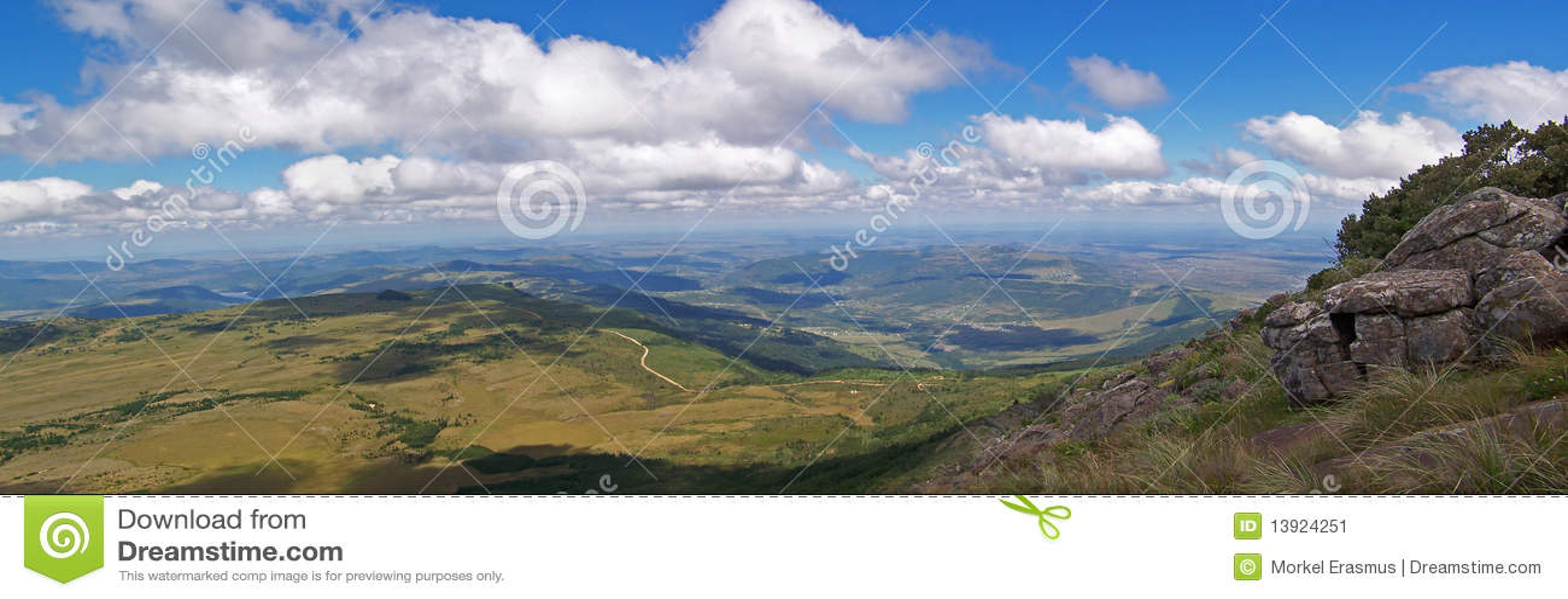 Panoramic Amatola Vista