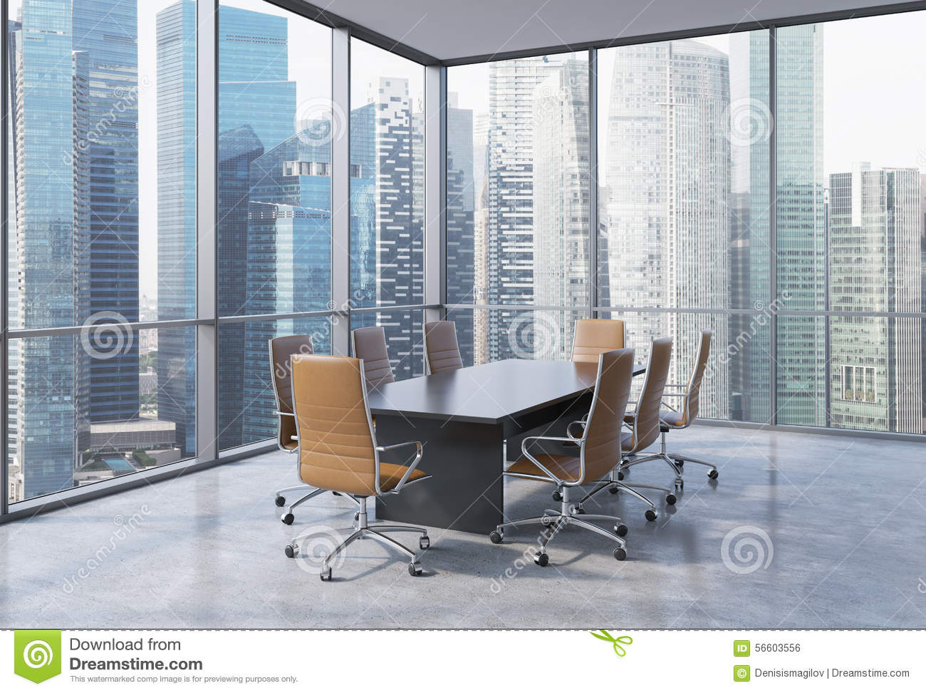 Meeting Room Chairs Singapore