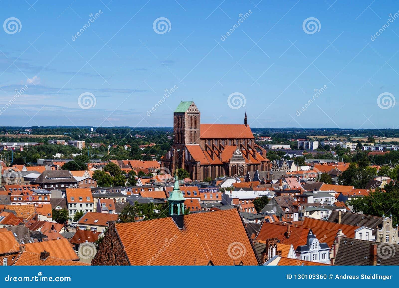 Puff aus Wismar, Hansestadt