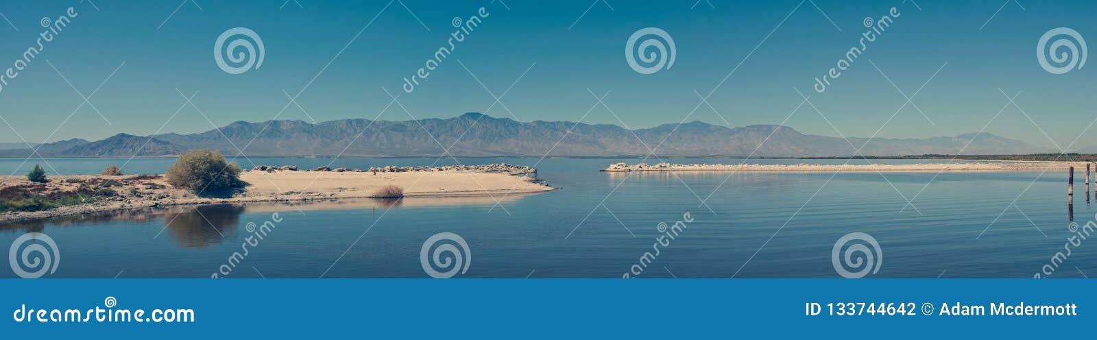 Salton Sea horizon