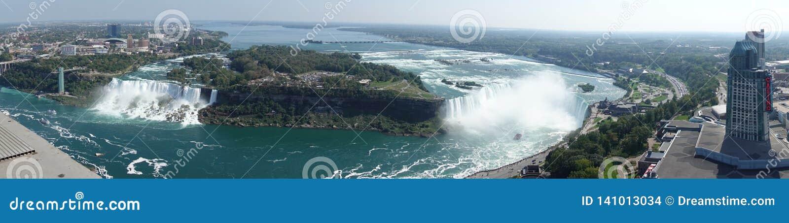 Niagara Fall Vista