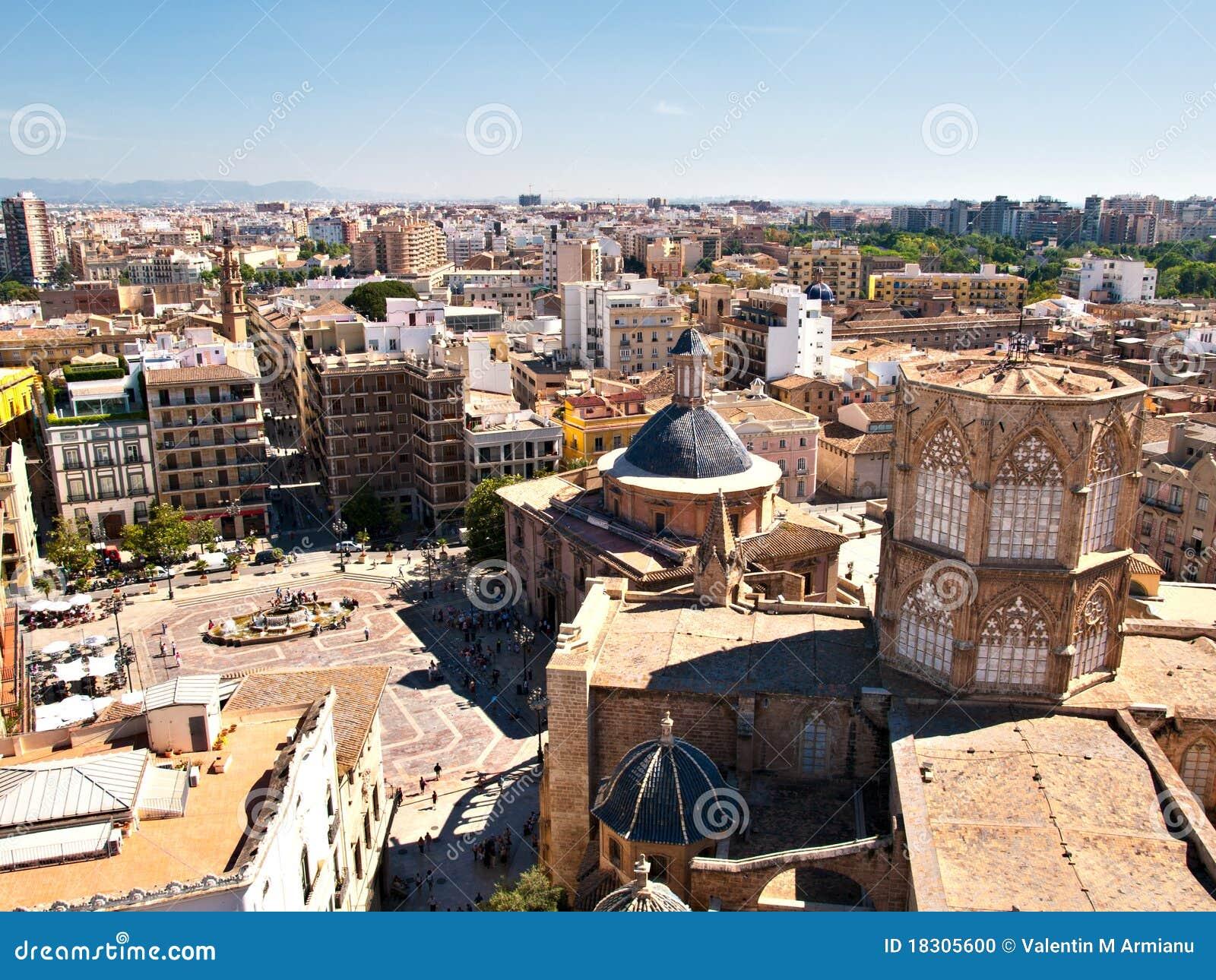 Panoramic view - Valencia