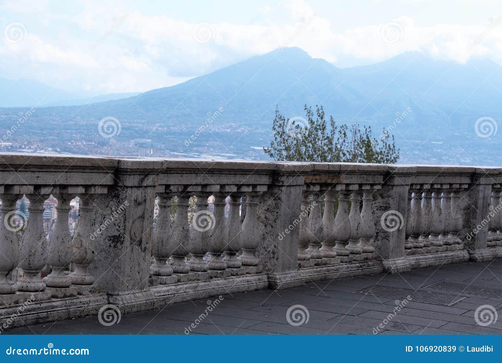 Panoramiczny balkon San Martino