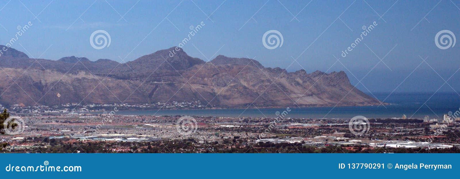 Panoramisch van Bundel, Zuid-Afrika