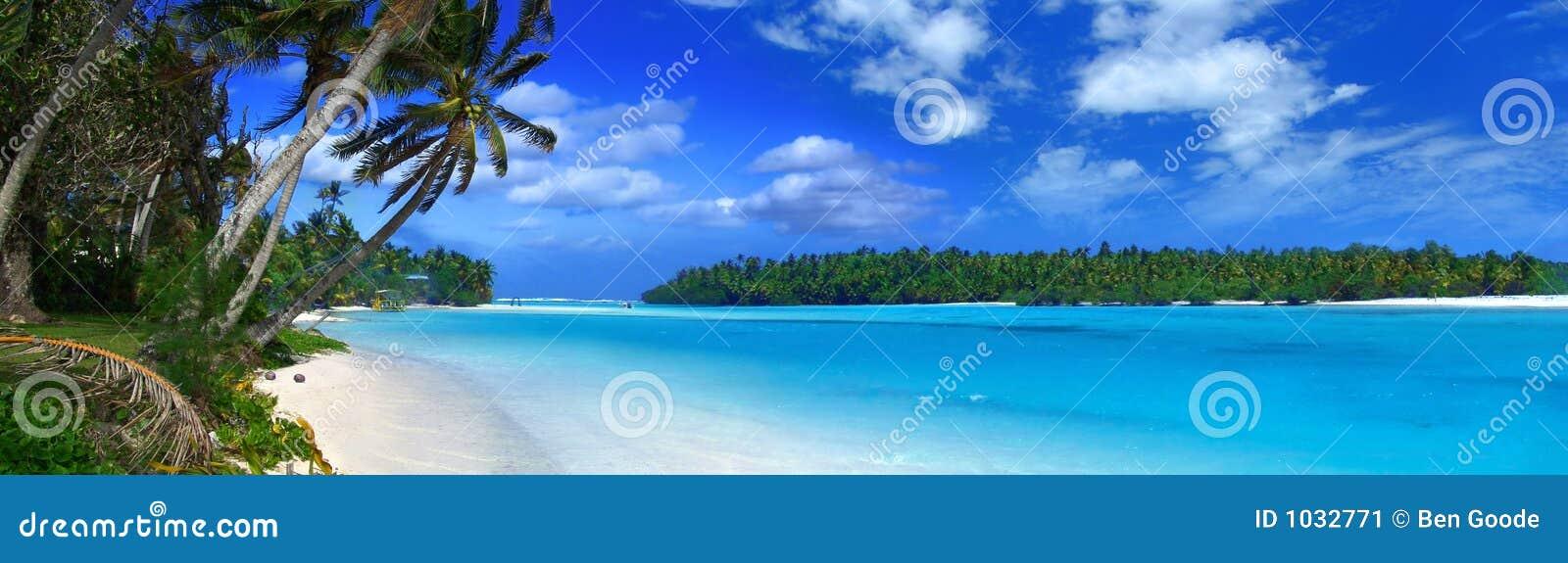 Panoramische Lagune 2