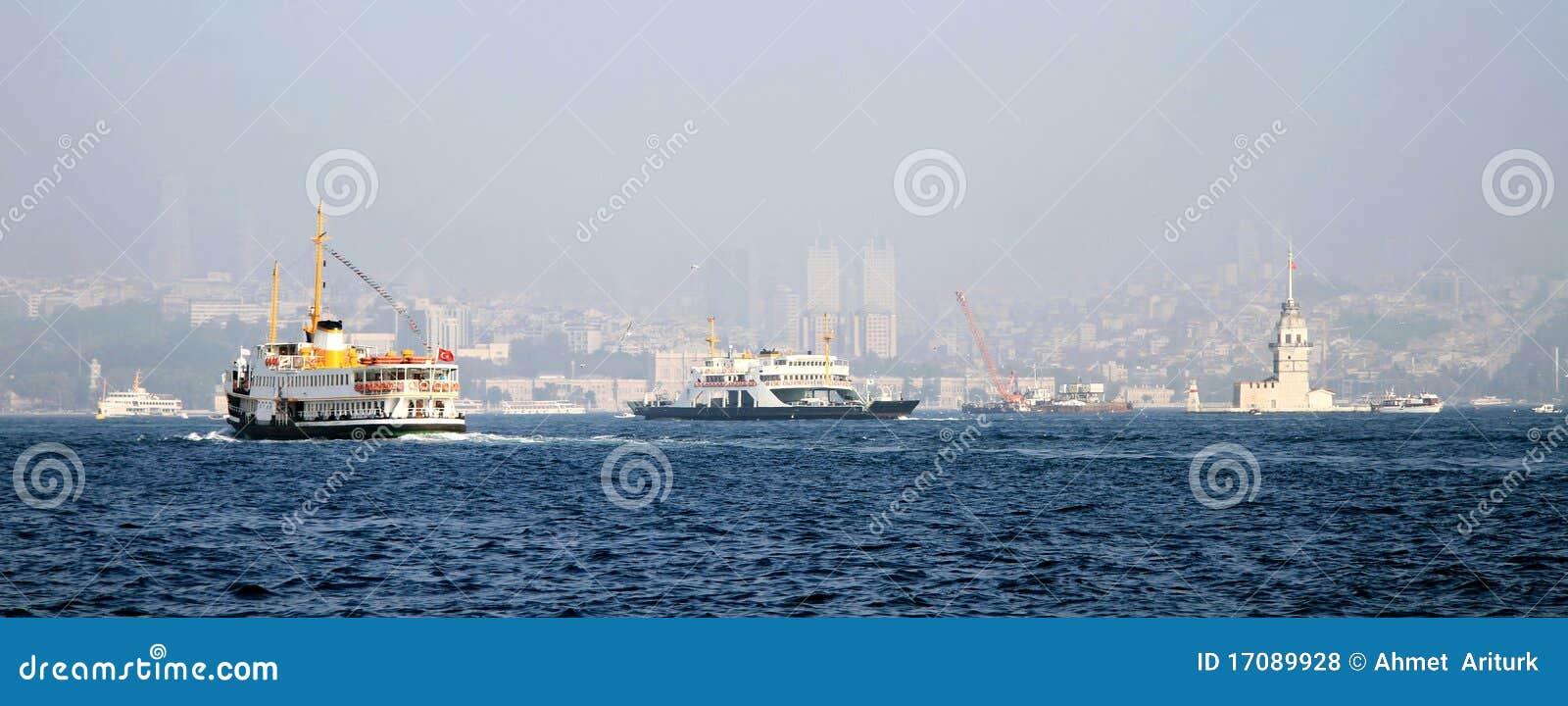 Panoramisches Istanbul