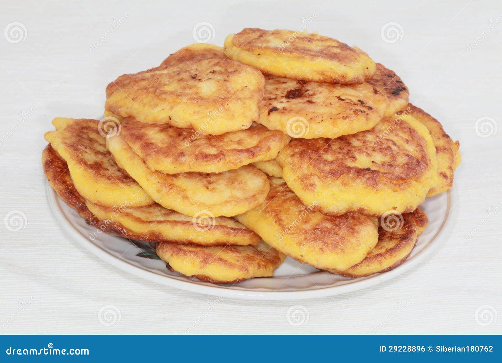 Download Panquecas da abóbora. foto de stock. Imagem de home, antioxidants - 29228896