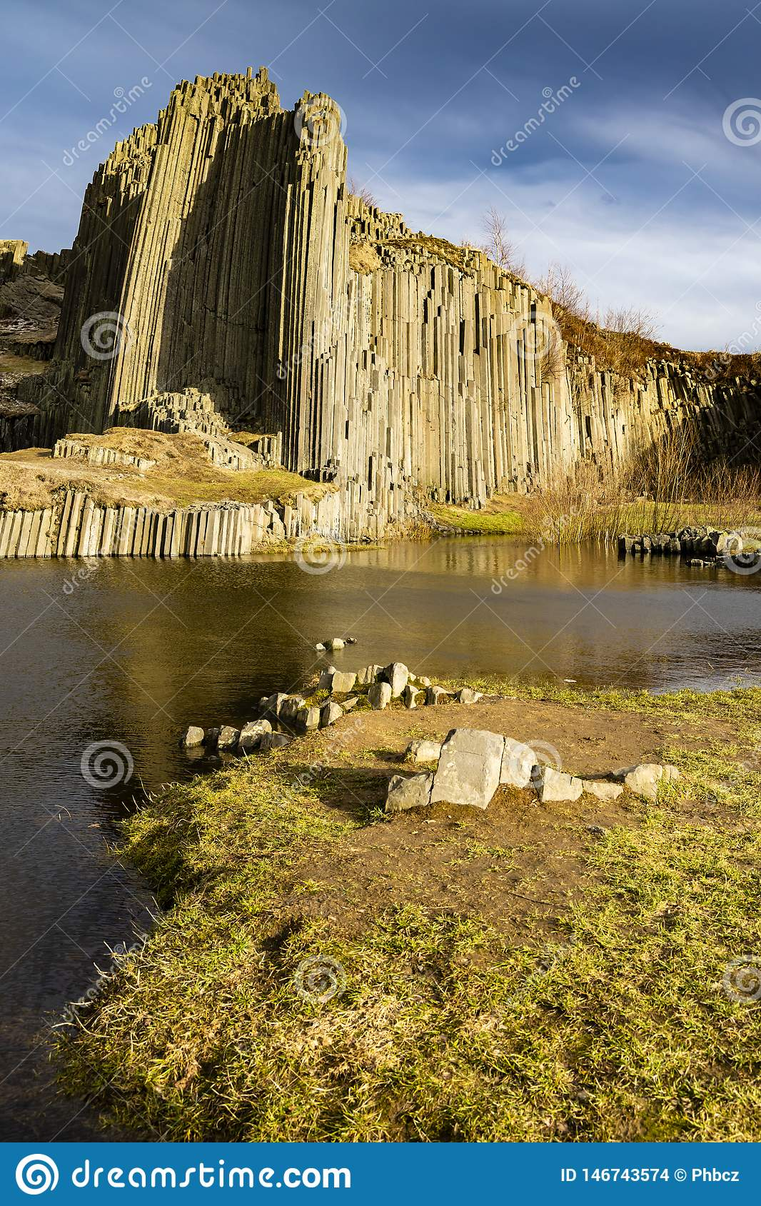 Panska skala, Kamenicky Senov, Tjeckien