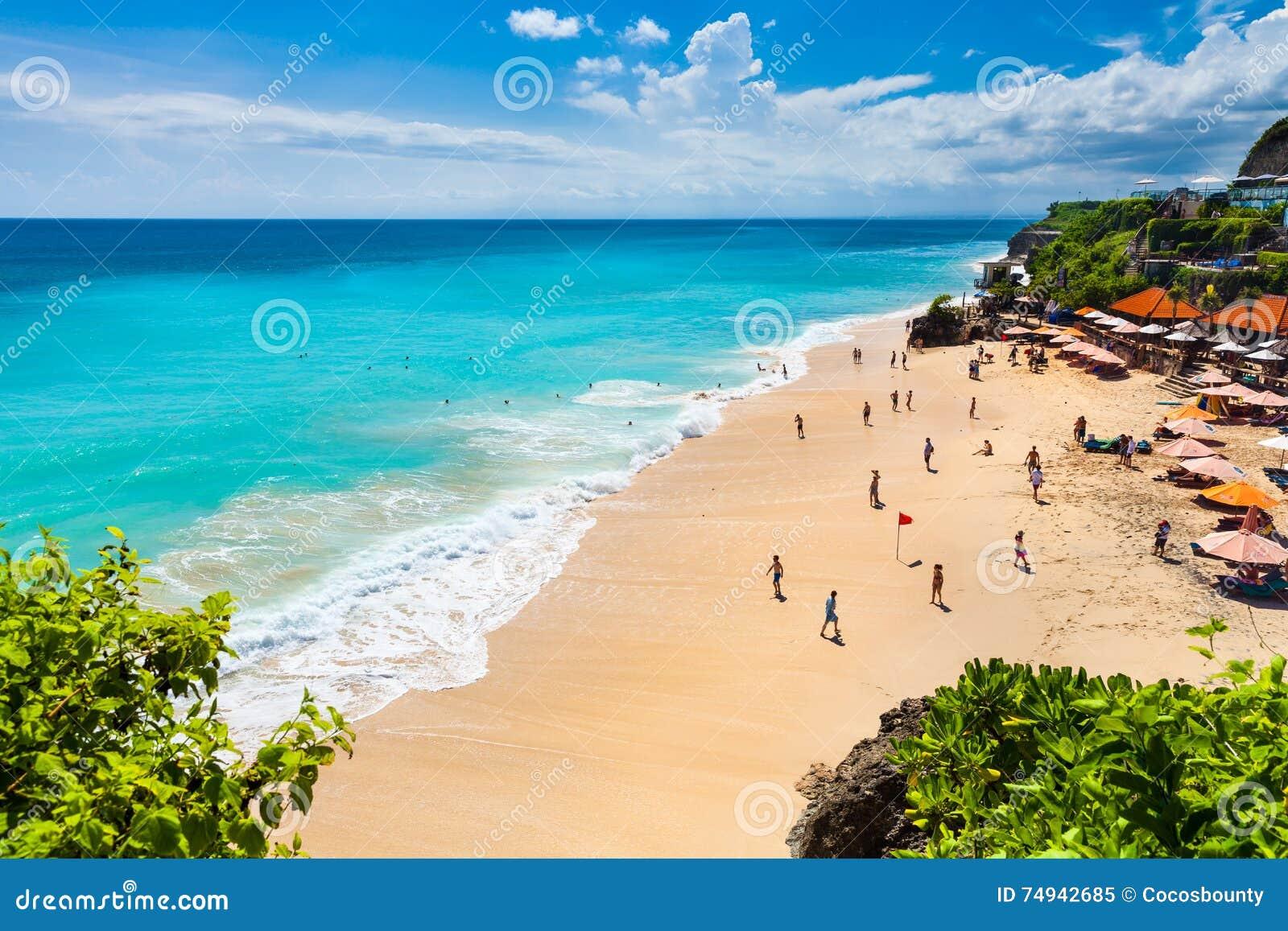 Dreamland Beach Bali Island