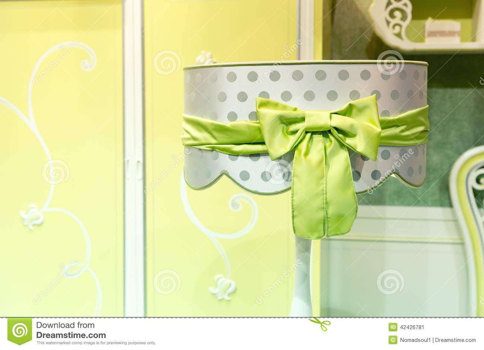 Pantalla de lujo, colores verdes