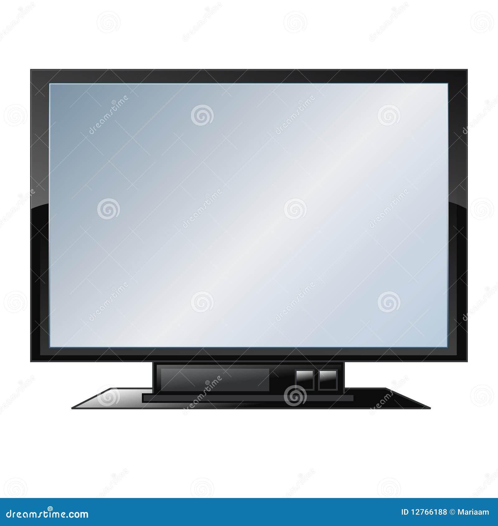 Pantalla plana TV