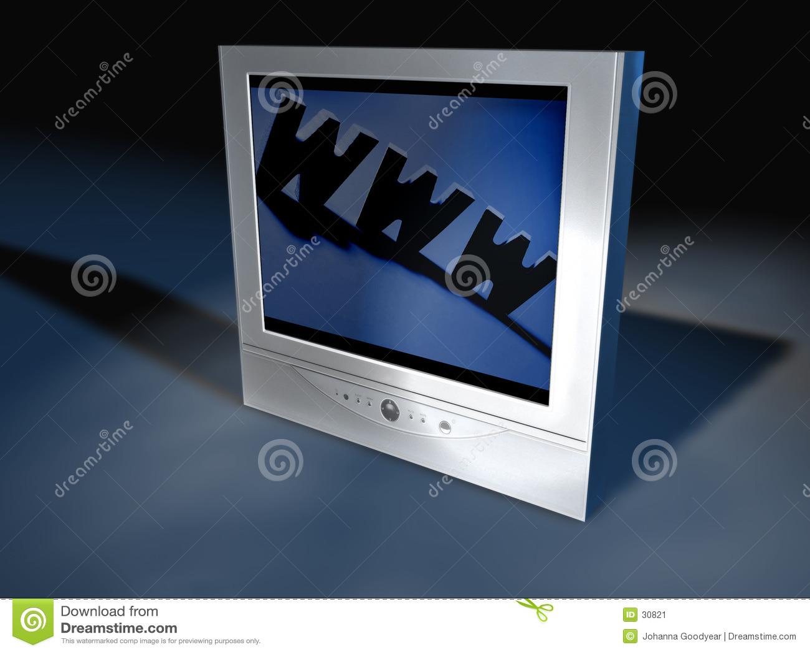 Pantalla plana TV 4