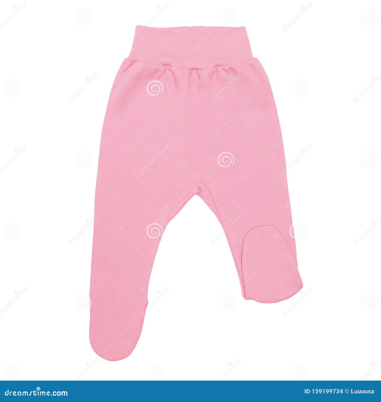 Pantalones Rojos Para Bebe Pantalones De Footia Ninos Aislados En Fondo Blanco Foto De Archivo Imagen De Ninos Pantalones 159199734