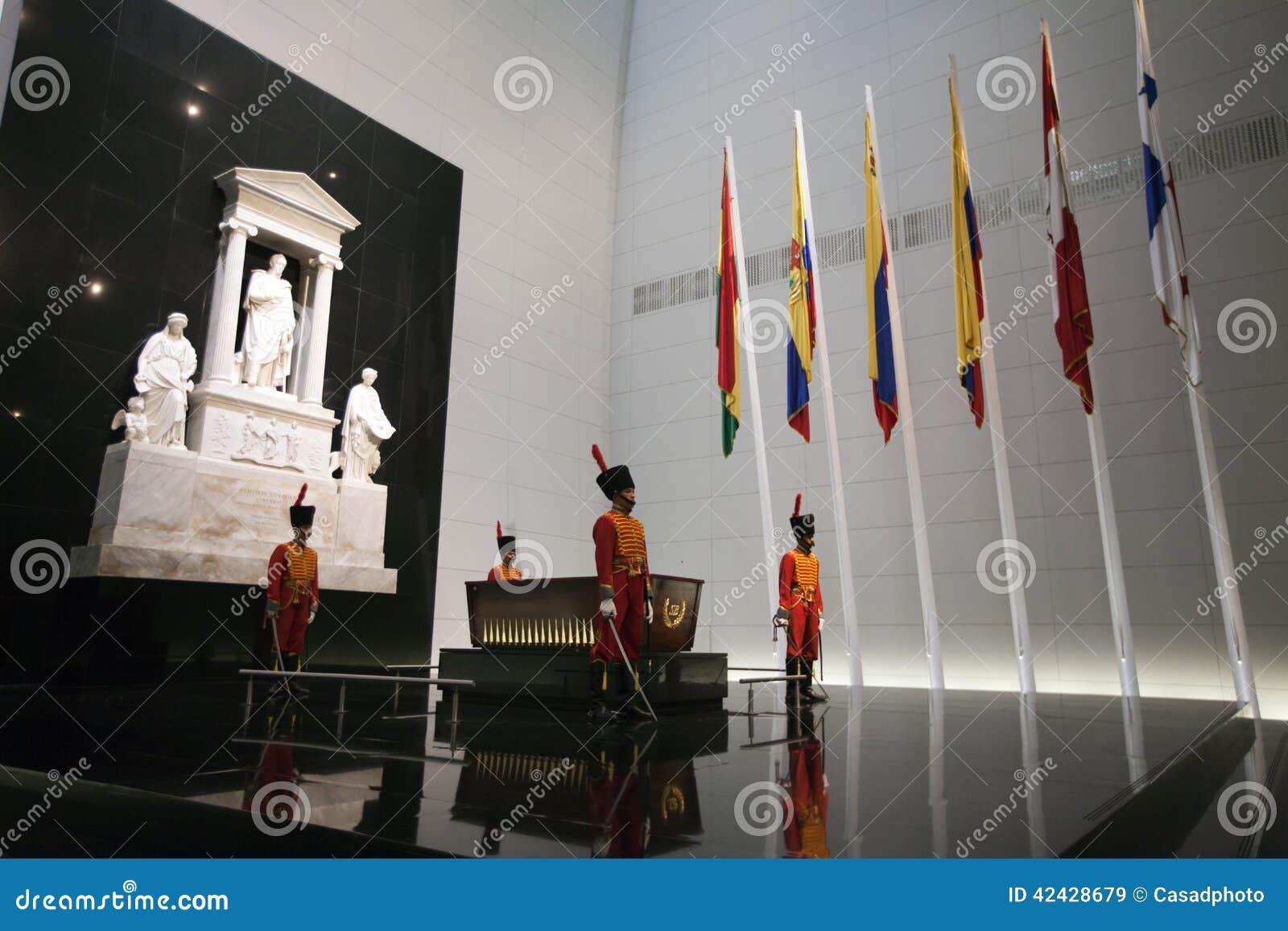 Panteón Simon Bolivar