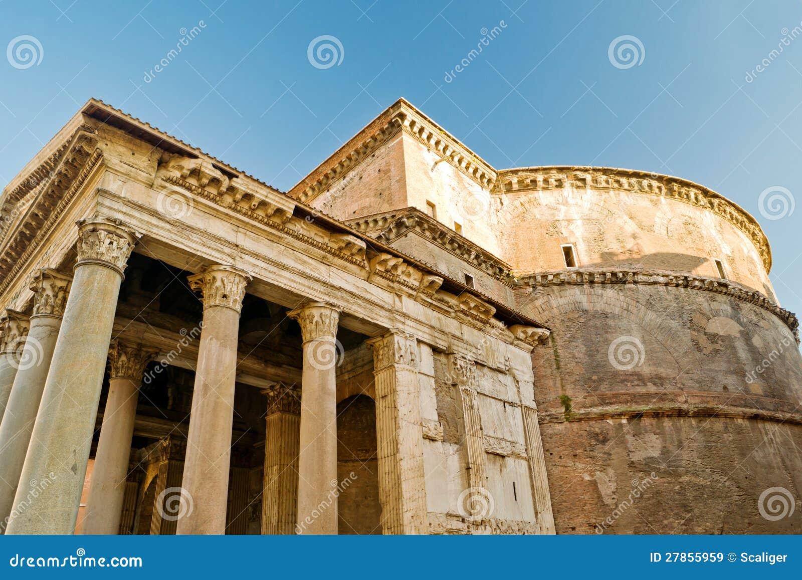 Panteon, Rzym, Włochy
