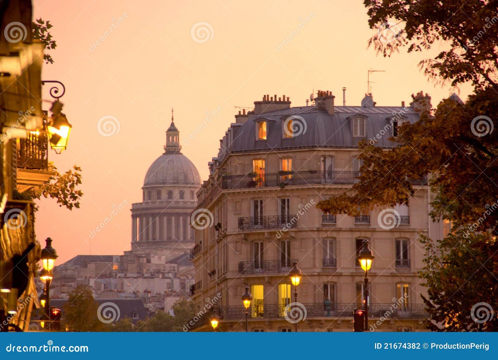 Panthéon - Paris - France