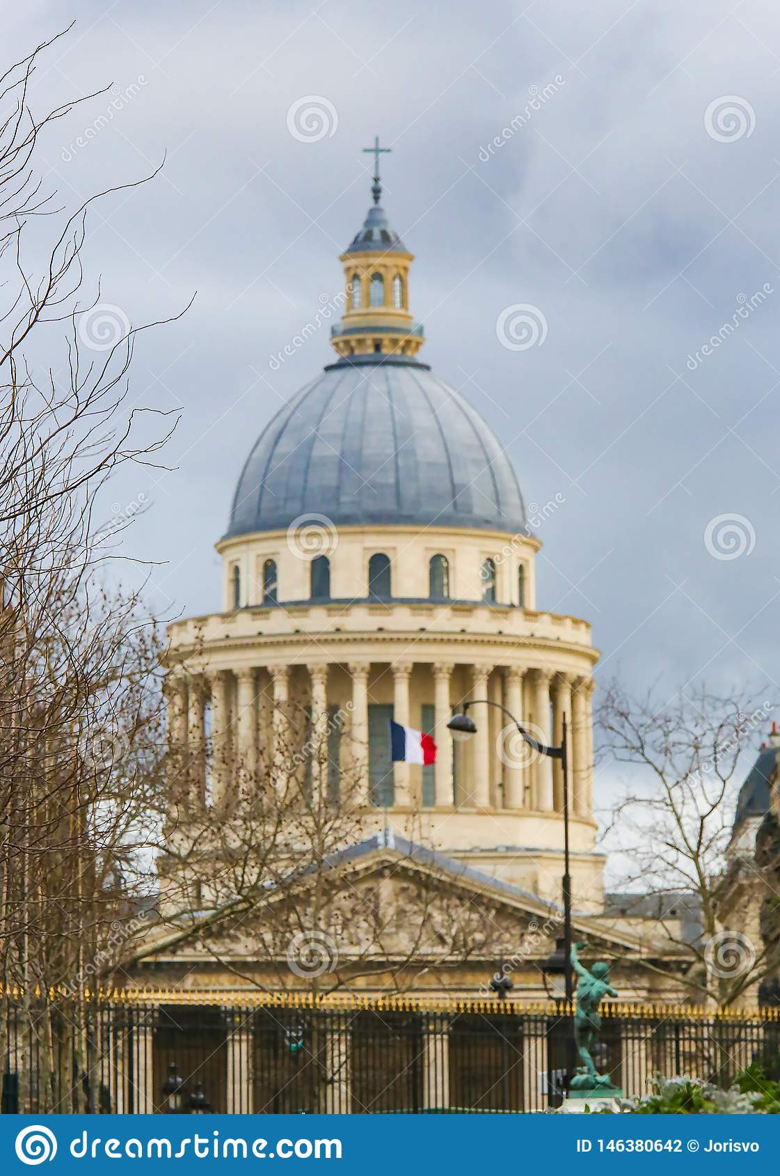 Panth?on ? Paris, France