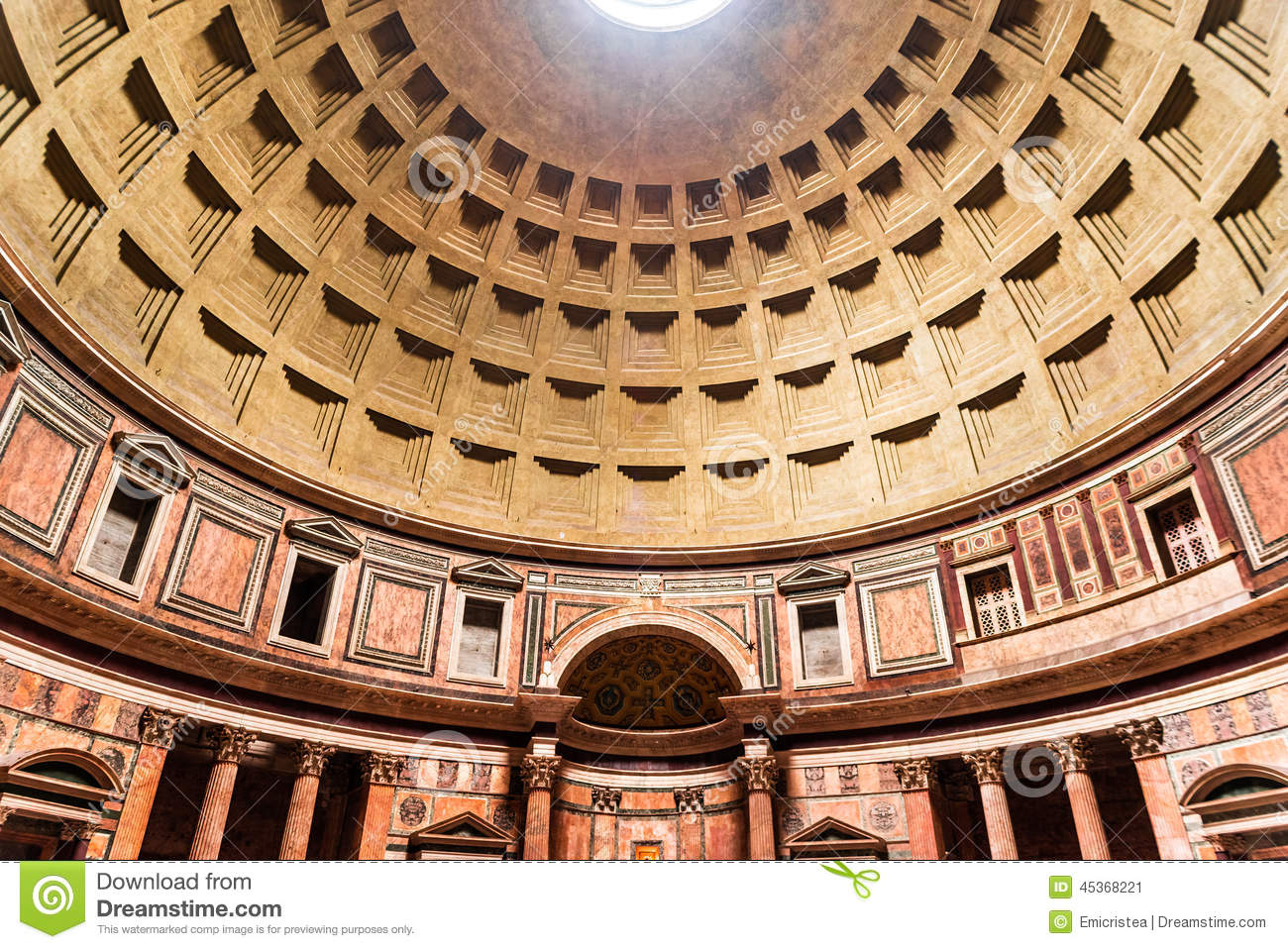 the pantheon the largest un reinforced concrete dome in the world from the roman empire era We find out the history of concrete  symbols of the roman empire—and more literally  ad, the pantheon has the largest un-reinforced concrete dome.