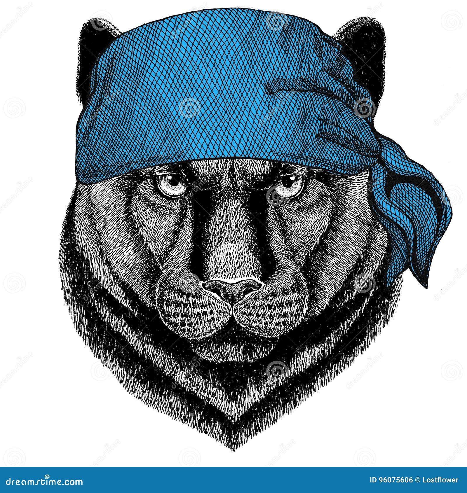 bandana puma