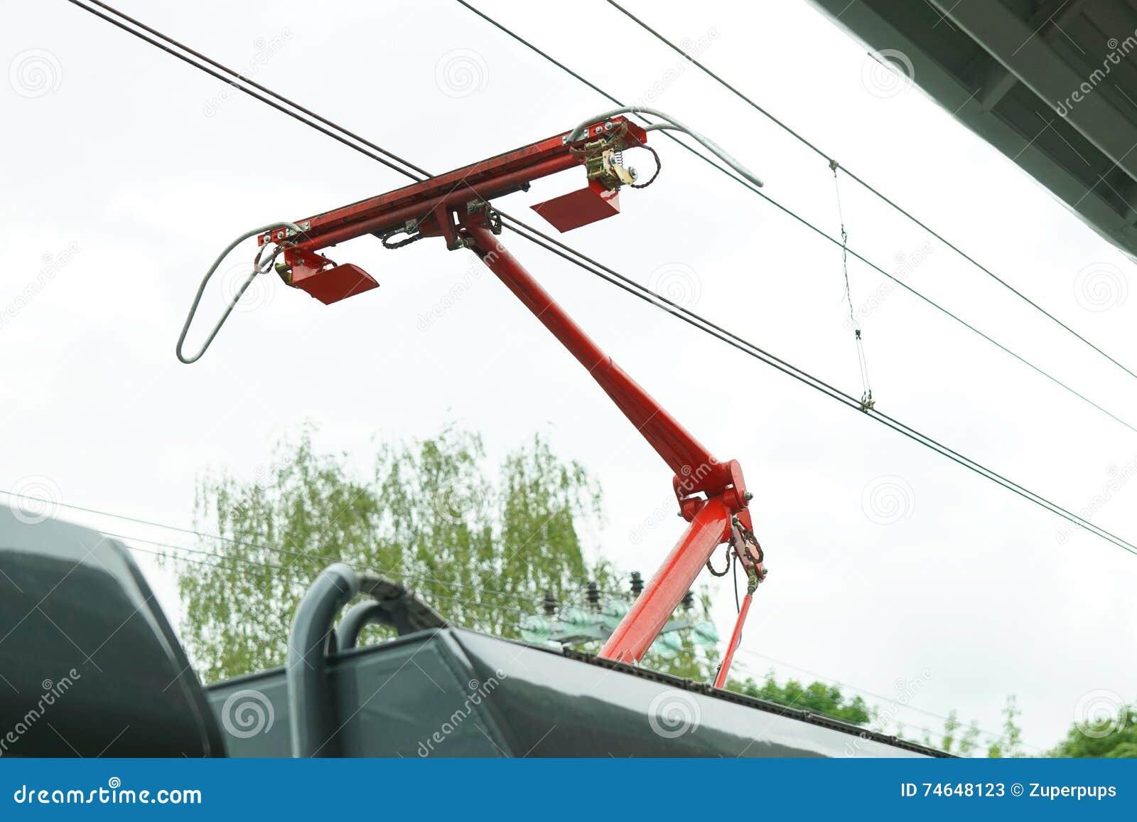 Pantograph elektrisch