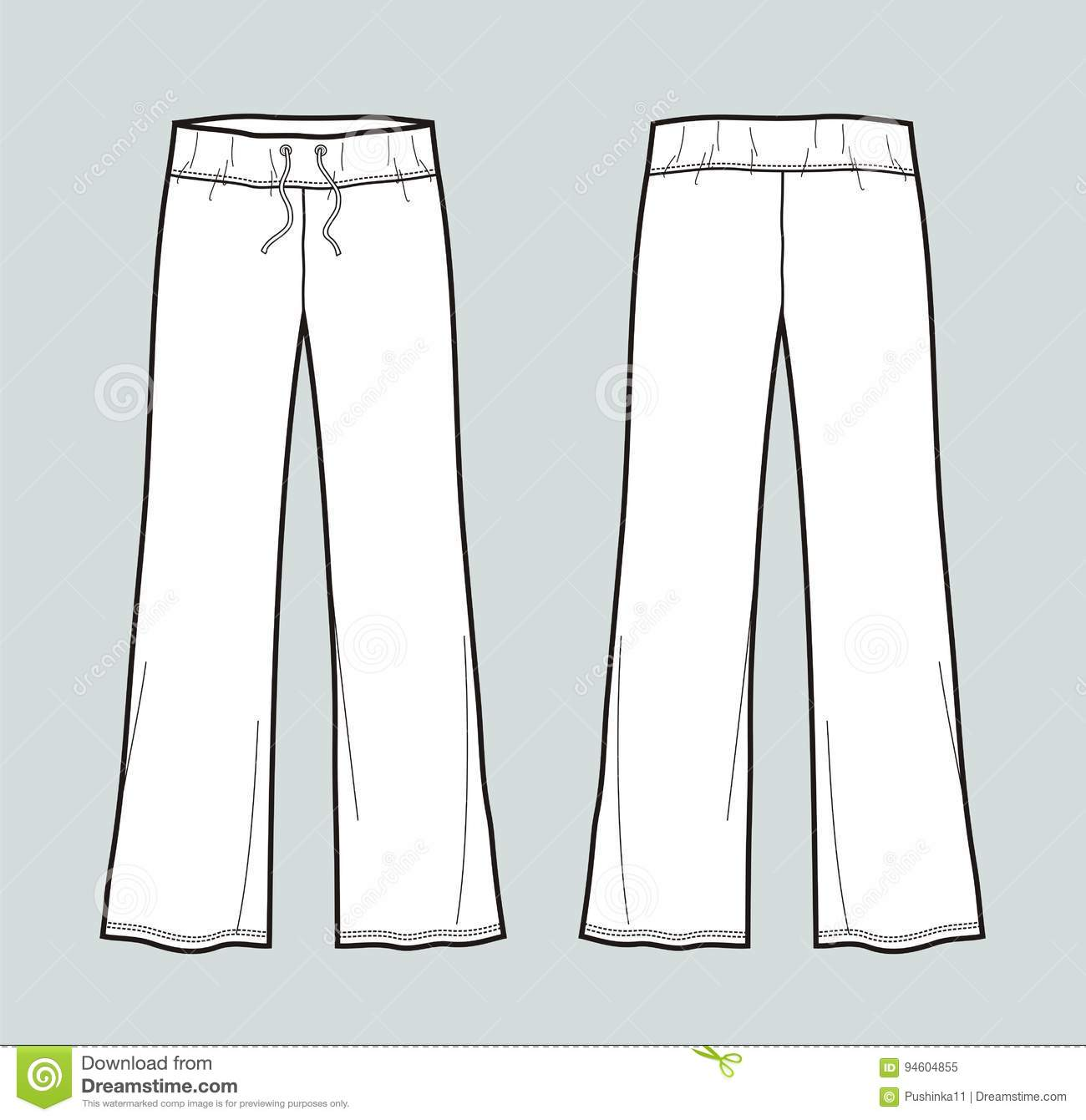 Pants Cartoons, Illustrations & Vector Stock Images ...
