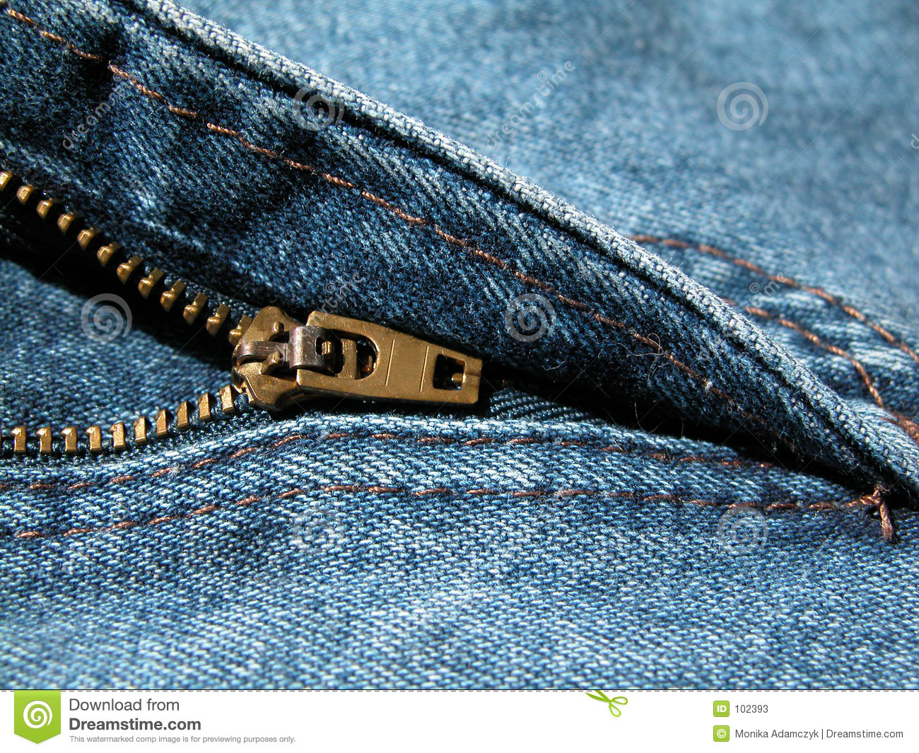 how to fix zipper on shorts