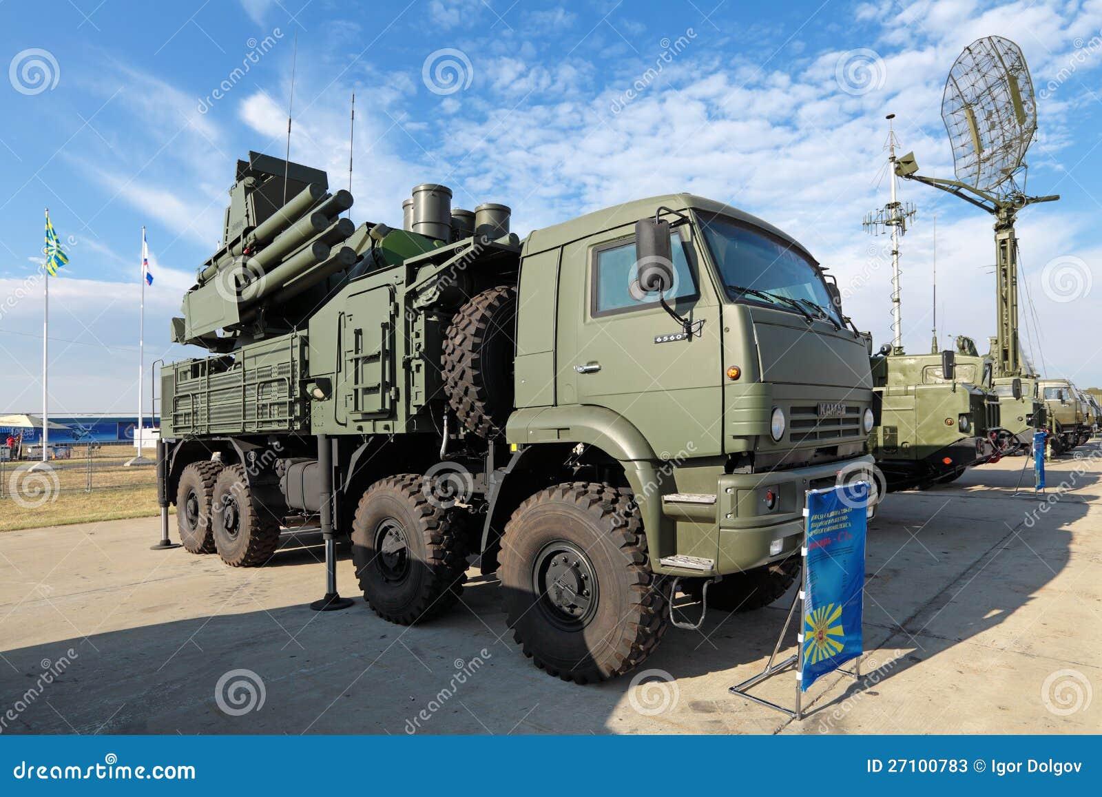 Pantsir-S1 (SA-22 Greyhound) - Think Defence