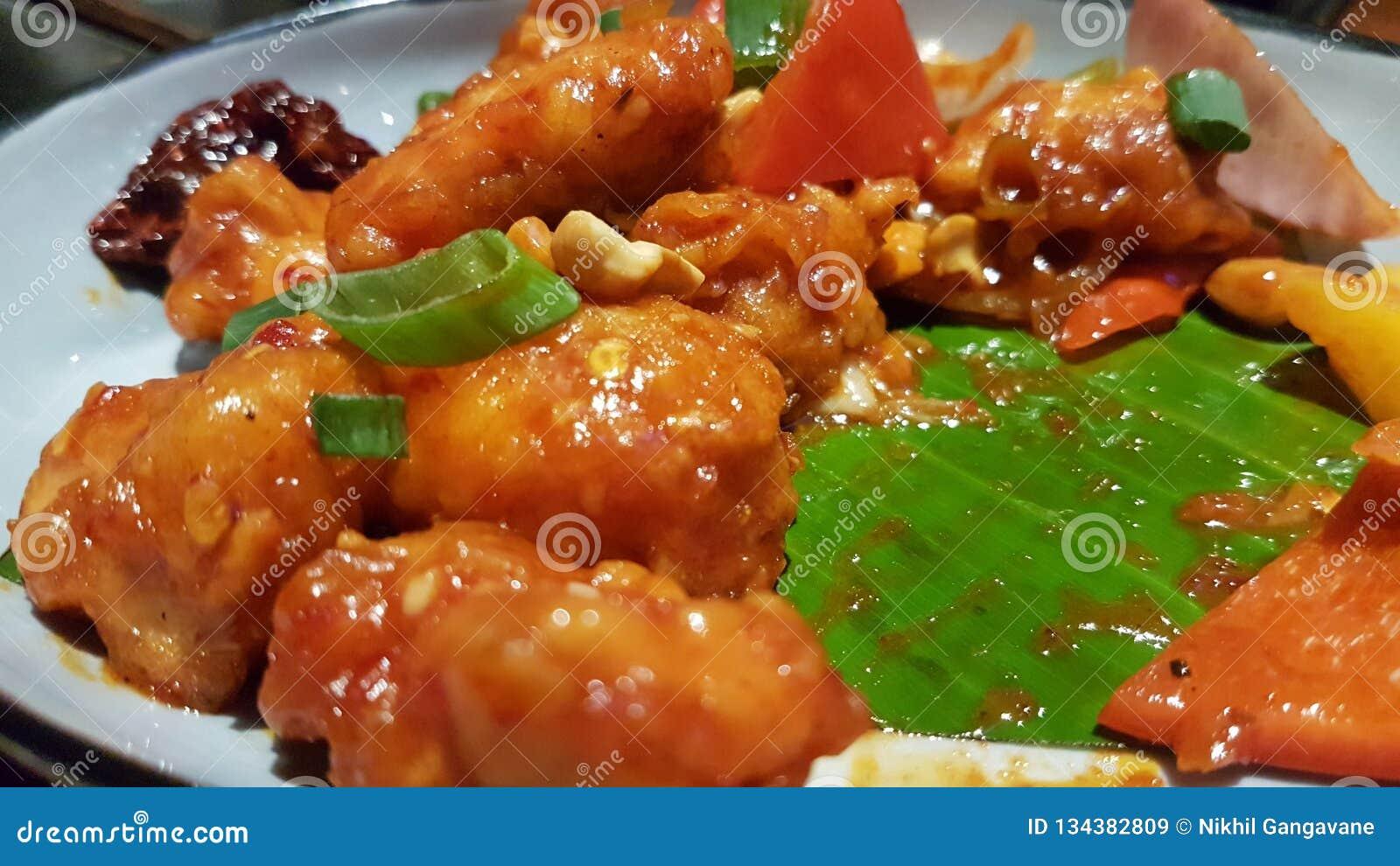 Pao kung цыпленка