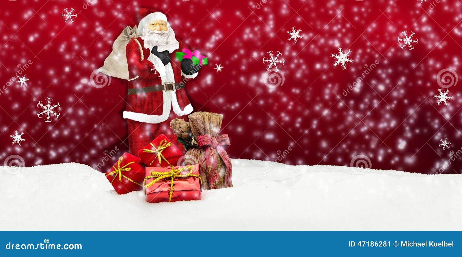 Papá Noel - Feliz Navidad
