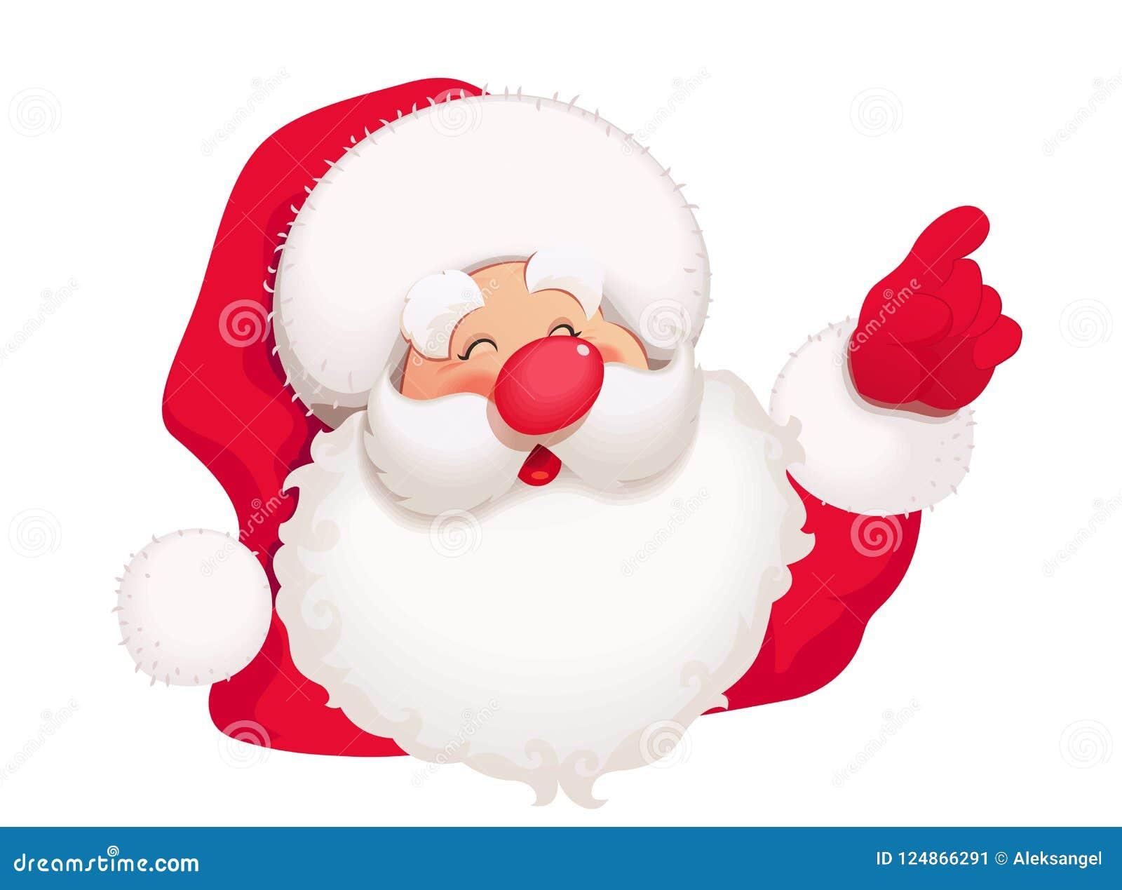 Imagenes De Papa Noel De Navidad.Papa Noel 2 Personaje De Dibujos Animados De La Navidad