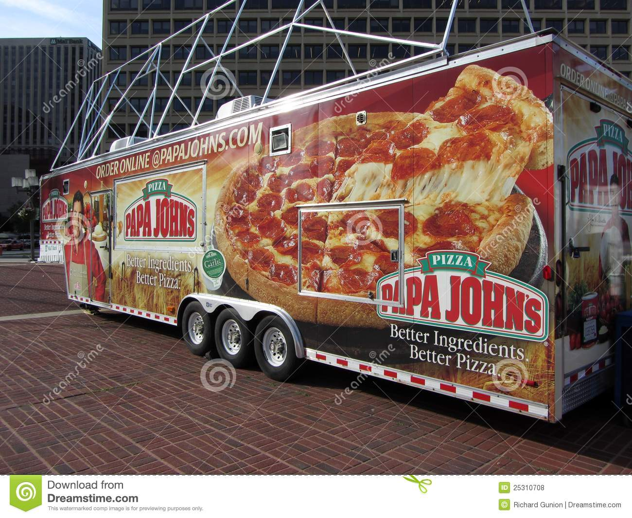 Pizza Food Truck Maryland